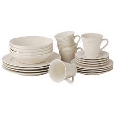 Terese 20-Piece Dinnerware Set
