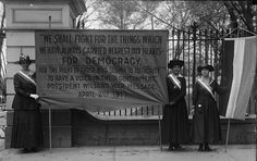 women's suffrage parade 1917 - Google Search