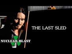 TUOMAS HOLOPAINEN  - The Last Sled (OFFICIAL LYRIC VIDEO)