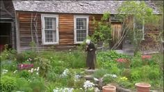 Tasha Tudor's Garden - beautiful little video in Japanese, but it really doesn't need translation :)
