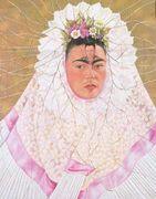 Diego On My Mind - Frida Kahlo - www.frida-kahlo-foundation.org