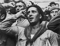 Robert Capa y la guerra civil española