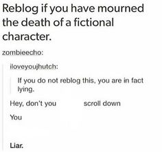 When everyone thought Armin was dead in the SnK manga and when I watched that ONE episode of Sherlock. Book Memes, Book Quotes, You Liar, Detective, Nos4a2, Will Herondale, Fangirl Problems, Book Fandoms, I Love Books
