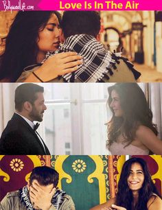 7 pics that prove Salman Khan and Katrina Kaif are coming close again #FansnStars