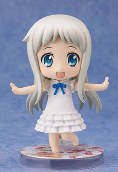 anime nendoroid figure | Nendoroid Anohana Figure: Menma | Anime + Game + Figure @Melbra Trenholm-Anime ...