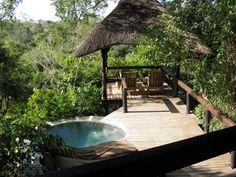 Londolozi tree camp South Africa