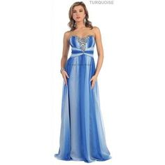 Designer NEW FLAMBOYANT PROM EVENING GOWN STRAPLESS PAGEANT DRESSES FORMAL DANCE SWEET SIXTEEN 16 PARTY SPECIAL OCCASION LACE UP BACK