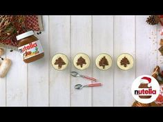 Together with family for the holidays is a wonderful place to be, especially when you make Mini Tiramisu with Nutella® to share! Discover holiday recipes at . Best Nutella Recipes, Nutella Spread, Hazelnut Spread, Holiday Baking, Let Them Eat Cake, Allrecipes, Tiramisu, Holiday Recipes, Mini