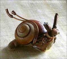 steampunk sculpture - Google Search