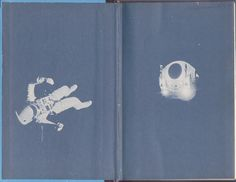 End Papers - 2001: A Space Oddysey by anya kominicki