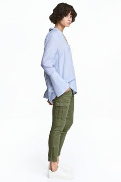 Cargo trousers   H&M