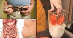 Prueba el siguiente Batido y desinflama tu vientre, limpia el colon y elimina la grasa por completo de tu cuerpo!