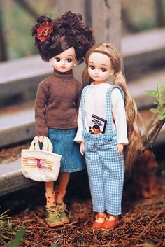 If you don't stop and look around… Tiny Dolls, Bjd Dolls, Cute Dolls, Doll Toys, Barbie Dolls, Doraemon, Life Moves Pretty Fast, Bedroom Crafts, Little Doll