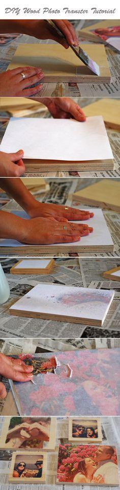 1- Gloss Gel, que é gel com silicone (condicionador de cabelos sem cor - branco); 2 - colocar sen bolhas foto impressa em jato de tinta; 3 - secagem over night; 4 - umedecer o papel e remover os resíduos; 5 - passar cola branca diluída (1/1); 6 - secar.