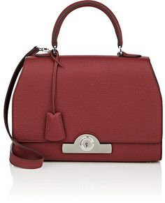 Moynat Paris Women's Réjane PM Leather Satchel