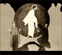 Jerzy Nowosielski Easter Religious, Sacred Art, Batman, Superhero, Illustration, Fictional Characters, Artists, Illustrations, Superheroes