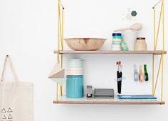 #shelves #colour #storage