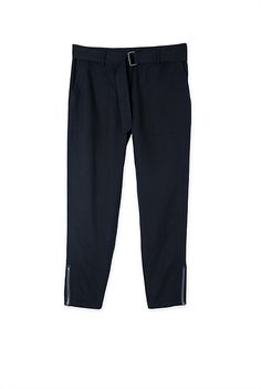 SAT 22/10/16 Family dinner incl travel.  Trenery Seamed Utility Pant Size 6 in Night Sky (Navy). Item code: 60184433 (David…