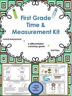 Instructional Unit Samples - 1st Grade