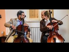 2CELLOS - Wake Me Up - Avicii [OFFICIAL VIDEO]  Just love these guys.  Such talent and this one has some comedy!