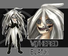 Withered Blank by Wolf-con-f.deviantart.com on @DeviantArt