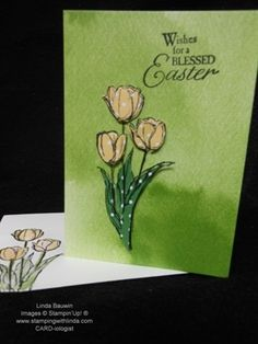 Occasions Catalog-Blessed Easter by Bauwin - Cards and Paper Crafts at Splitcoaststampers