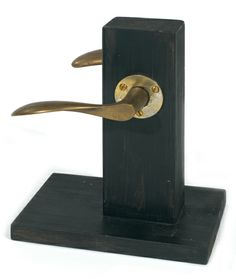 Arne Jacobson door handle - So far ahead of his time!