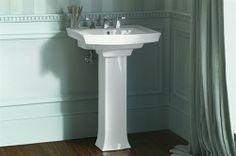 Kohler Bathroom Pedestal Sinks K 2359 8 0 Archer Lavatory