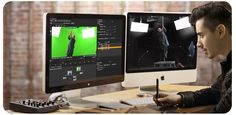 Natron is a free open-source, cross-platform compositing software. It offers robust and efficient tools for compositors to get their job done fast with high quality results.