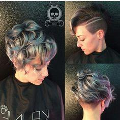 #nothingbutpixies hairtattoo