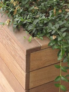 City Beautiful Carpentry: Planter Boxes and Storage Cabinets