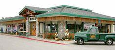 Black Bear Diner, Mt. Shasta, California, USA http://www.blackbeardiner.com/