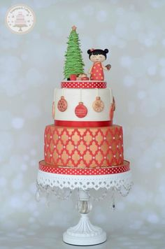 Celebrations! - Cake by Sugarpatch Cakes