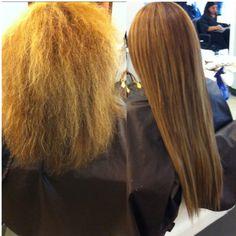Hair By Regina At Medusa Huntington Beach California