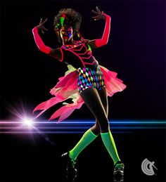 Curtain Call Costumes® - Geometric Force Glo Makeup, Wonderland Costumes, Dance Accessories, Curtain Call, Cat Birthday, Recital, Dance Costumes, Dress Me Up, Dance Wear