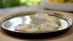 Videowall | VTM Koken Carpaccio, Bon Appetit, A Food, Cheese, Snacks, Ethnic Recipes, Tv, Blog, Appetizers