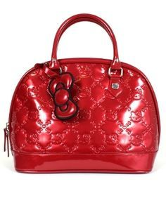 d65a165bae 7 Best Hello Kitty Embossed Loungefly City Bags images