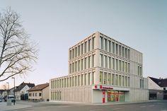 Auszeichnung - Büro- und Verwaltungsbauten: KSK Kompetenzcenter, dauner rommel schalk architekten, © Brigida Gonzalez
