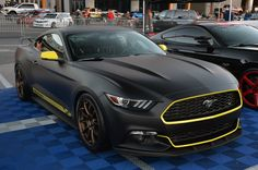 Mountune & Galpin Auto accented 2015 Ford Mustang