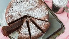 Thermomix Chocolate Fudge Cake