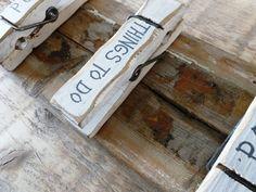 Knijper op sloophout...