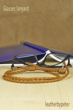 glasses chain - glasses lanyard - leather glasses chain - unique glasses chain - custom glasses chain - eyeglasses lanyard - eyeglasses chain - gift ideas for dad - gift ideas for mom - gift ideas for daddy - birthday gift ideas for him - gift for husband - gift for boyfriend - cowboy style - western style - cool gift for him - nice gift for her Leather Gifts, Handmade Leather, Presents For Mom, Gifts For Dad, Daddy Birthday Gifts, Small Leather Bag, Leather Products, Western Style, Boyfriend Gifts