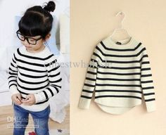 Cheap Kids Clothing - Cute Children S Winter Knit Sweaters Kids Girl Tops Online with $15.94/Piece | DHgate