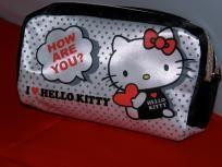Hello Kitty Fancy Make~Up Bag $12.99
