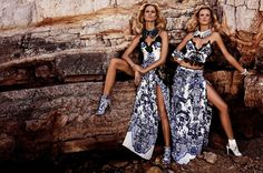 Roberto Cavalli Resort 2013 Campaign
