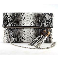 Nova moda Evening Bolsas Envelope Bag Day Clutch Bolsas de Ombro Mulheres Messenger Bag borlas com Corrente de Ouro – USD $ 25.19
