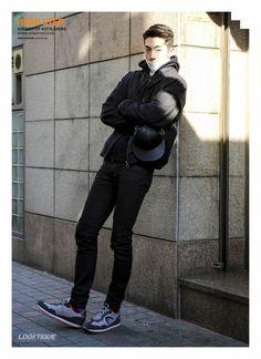 Nam Joo Hyuk - 'Hero Step'