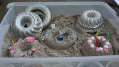 Artikel ijsselgroep over taarten in de zandtafel
