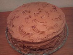 Sjokoladekake - Tropisk Aroma (chocolatecake)