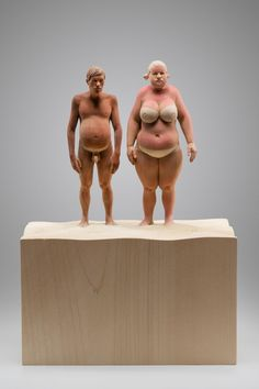 Some of my ironic sculptures…